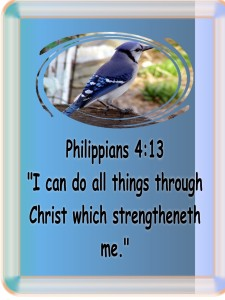 Christ is sufficient for all<br /><p class=